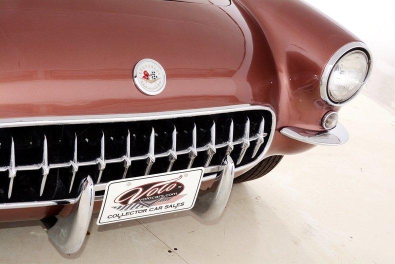 1957 Chevrolet Corvette Image 54