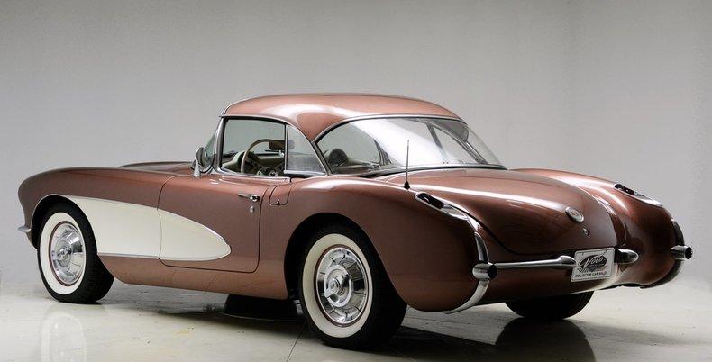 1957 Chevrolet Corvette Image 56