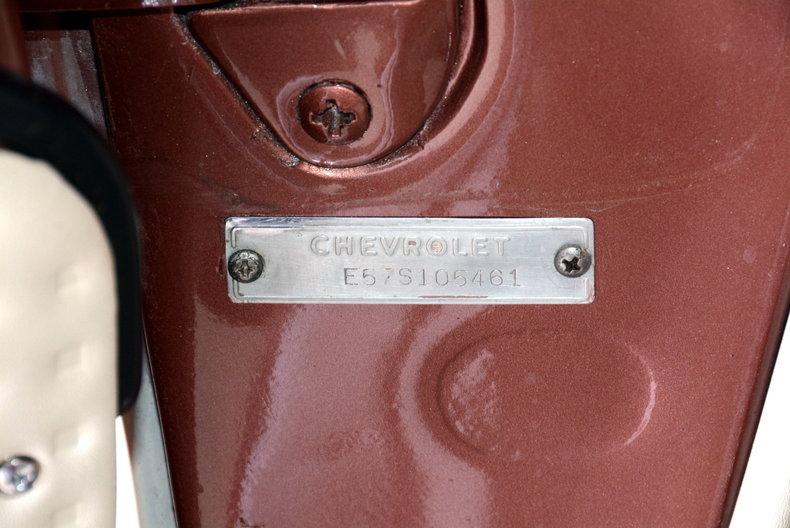1957 Chevrolet Corvette Image 59