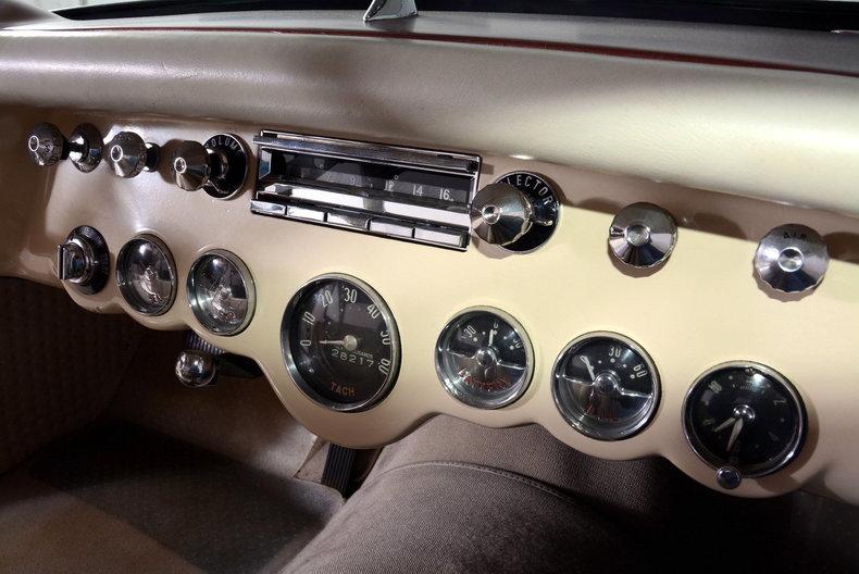 1957 Chevrolet Corvette Image 60