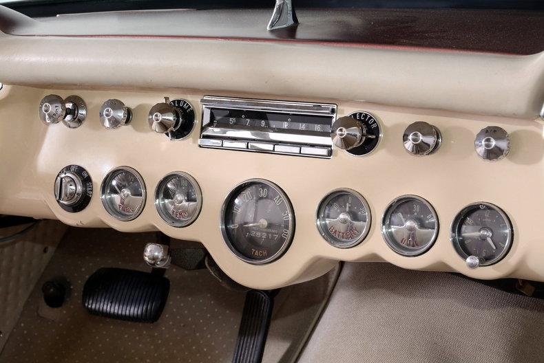 1957 Chevrolet Corvette Image 63