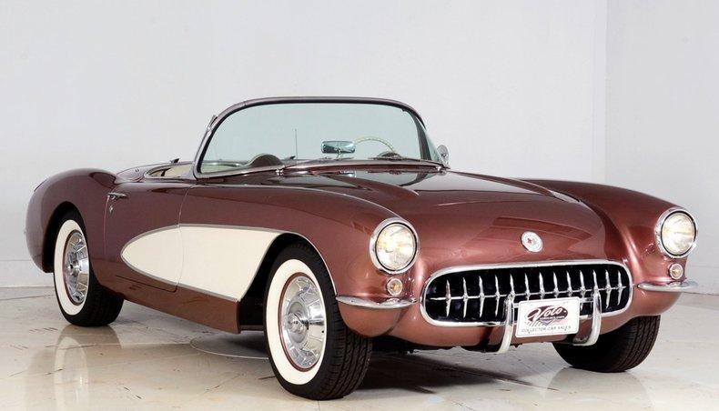 1957 Chevrolet Corvette Image 65