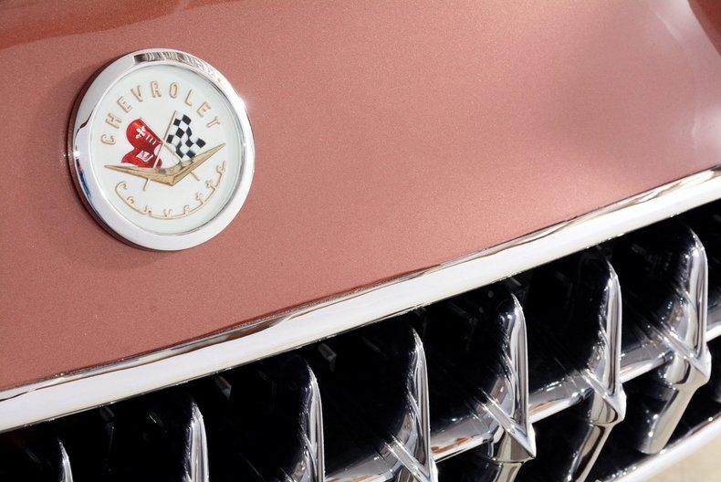 1957 Chevrolet Corvette Image 72