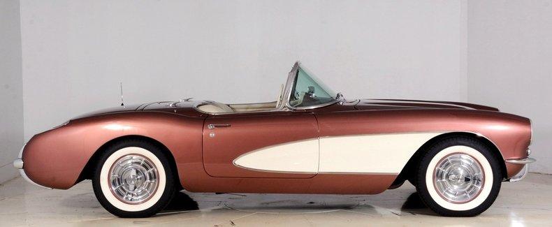 1957 Chevrolet Corvette Image 73