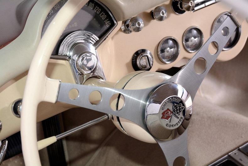 1957 Chevrolet Corvette Image 74