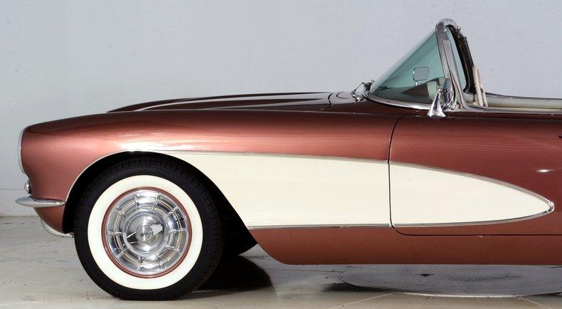 1957 Chevrolet Corvette Image 75
