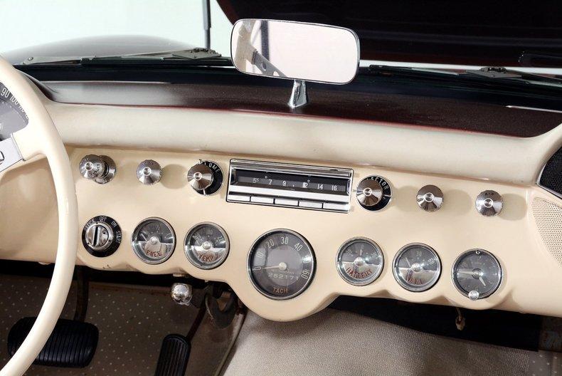 1957 Chevrolet Corvette Image 77
