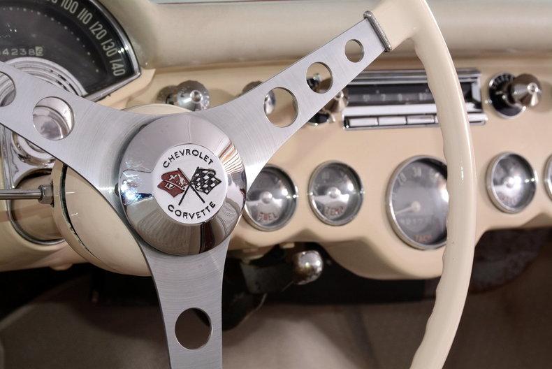 1957 Chevrolet Corvette Image 84