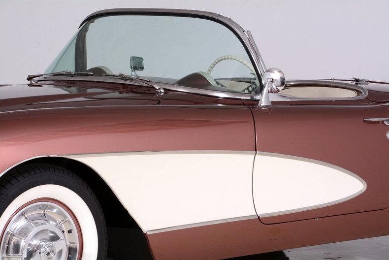 1957 Chevrolet Corvette Image 88