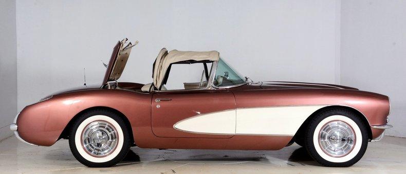 1957 Chevrolet Corvette Image 93