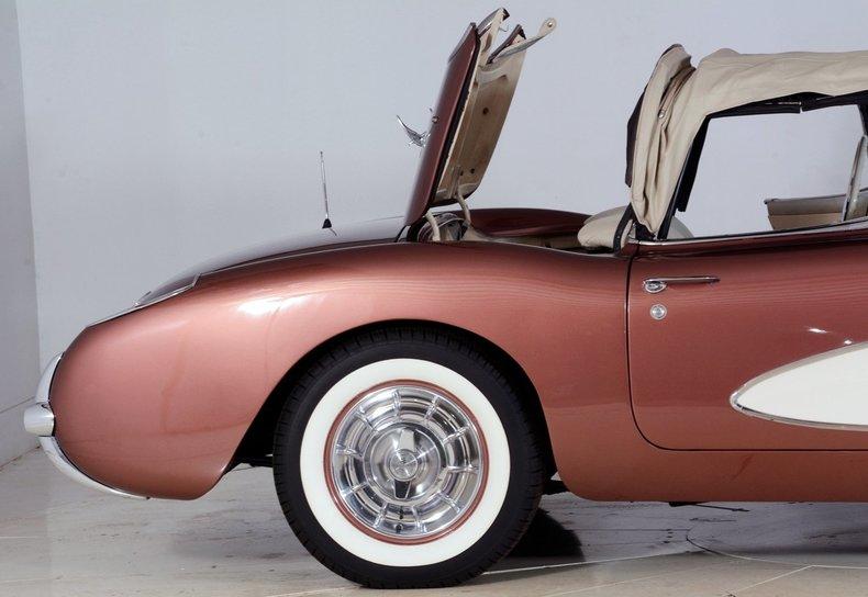 1957 Chevrolet Corvette Image 94