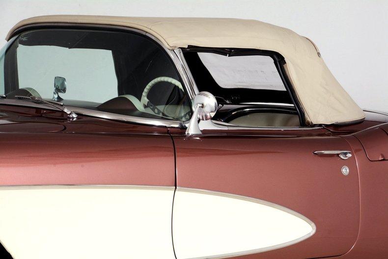 1957 Chevrolet Corvette Image 102