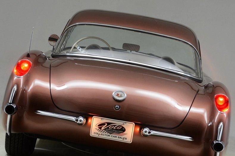 1957 Chevrolet Corvette Image 104
