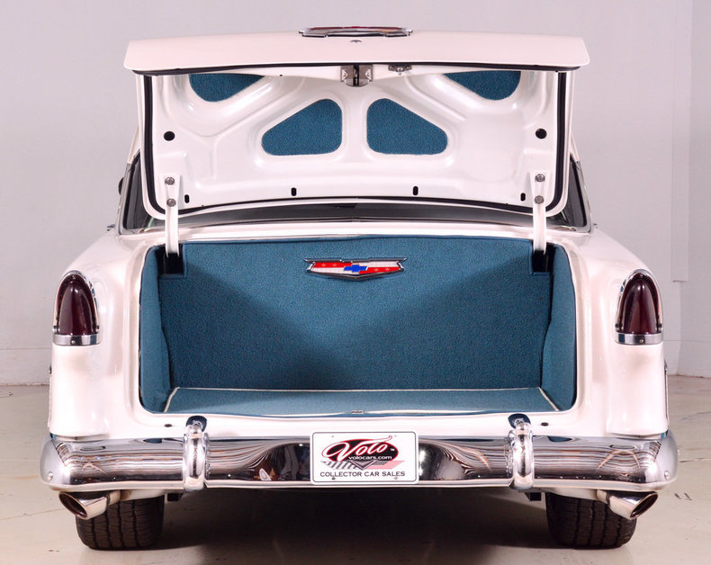 1955 Chevrolet Bel Air Image 30