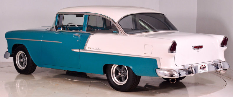 1955 Chevrolet Bel Air Image 42