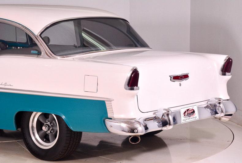 1955 Chevrolet Bel Air Image 8