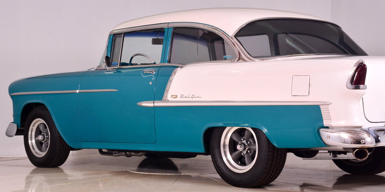1955 Chevrolet Bel Air Image 12