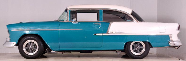 1955 Chevrolet Bel Air Image 56