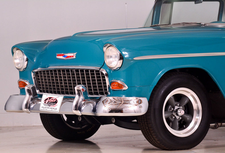 1955 Chevrolet Bel Air Image 51