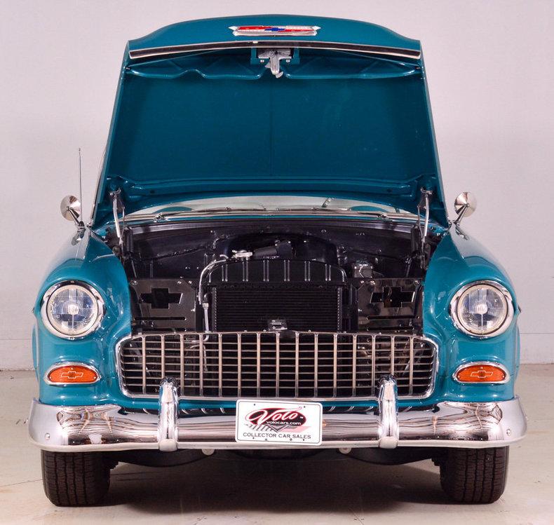 1955 Chevrolet Bel Air Image 62