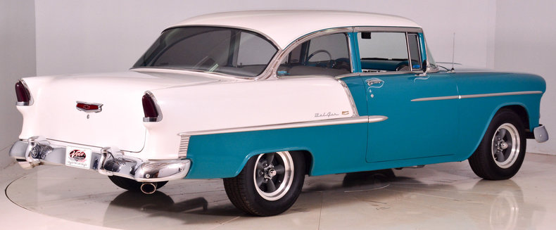 1955 Chevrolet Bel Air Image 3