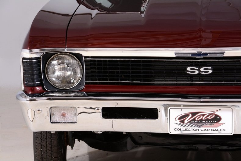 1970 Chevrolet Nova Image 30