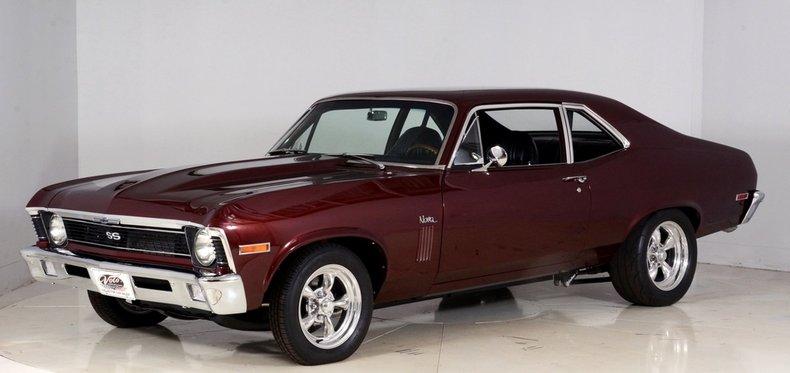 1970 Chevrolet Nova Image 48