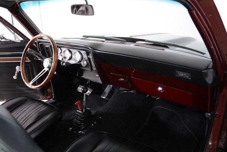 1970 Chevrolet Nova Image 62