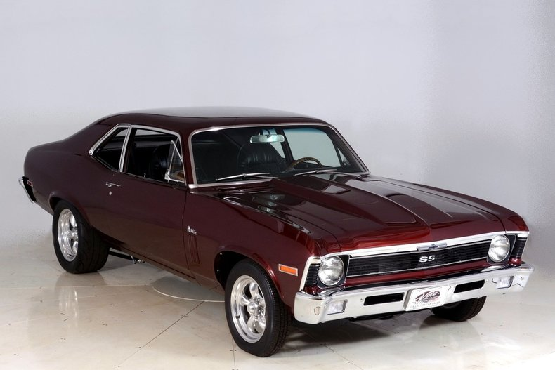 1970 Chevrolet Nova Image 75