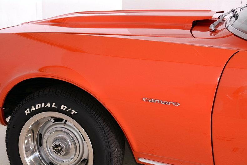 1967 Chevrolet Camaro Image 13