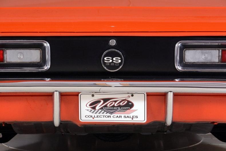 1967 Chevrolet Camaro Image 19