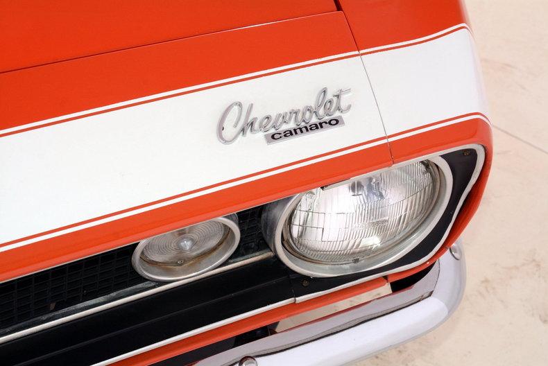 1967 Chevrolet Camaro Image 28