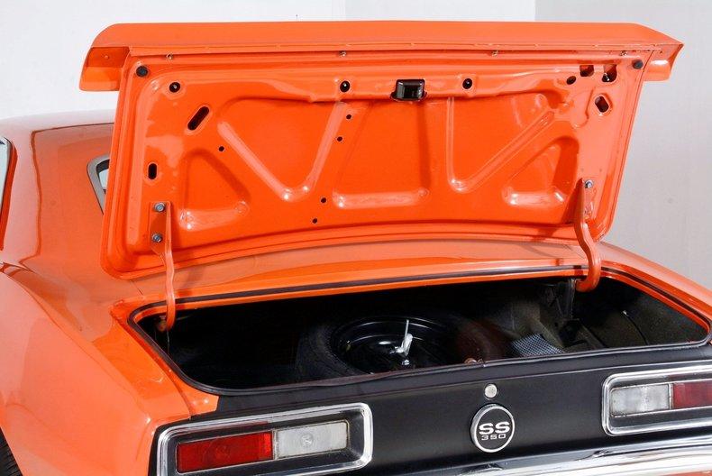1967 Chevrolet Camaro Image 58