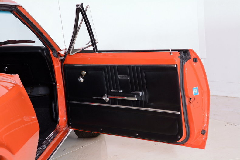1967 Chevrolet Camaro Image 66