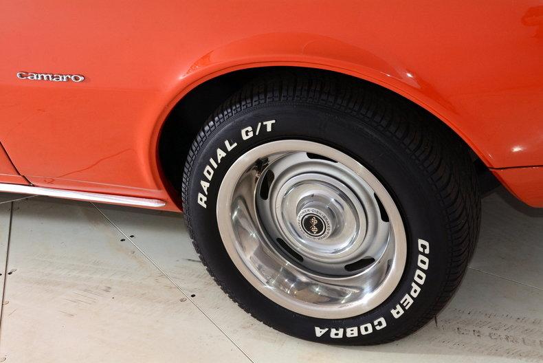 1967 Chevrolet Camaro Image 70