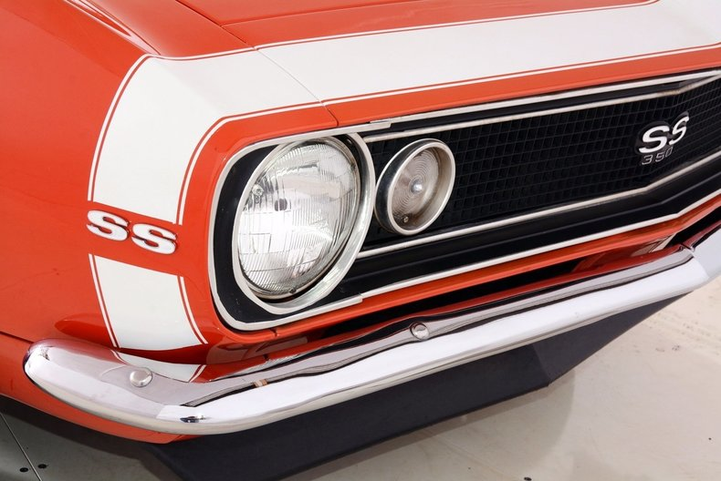 1967 Chevrolet Camaro Image 75
