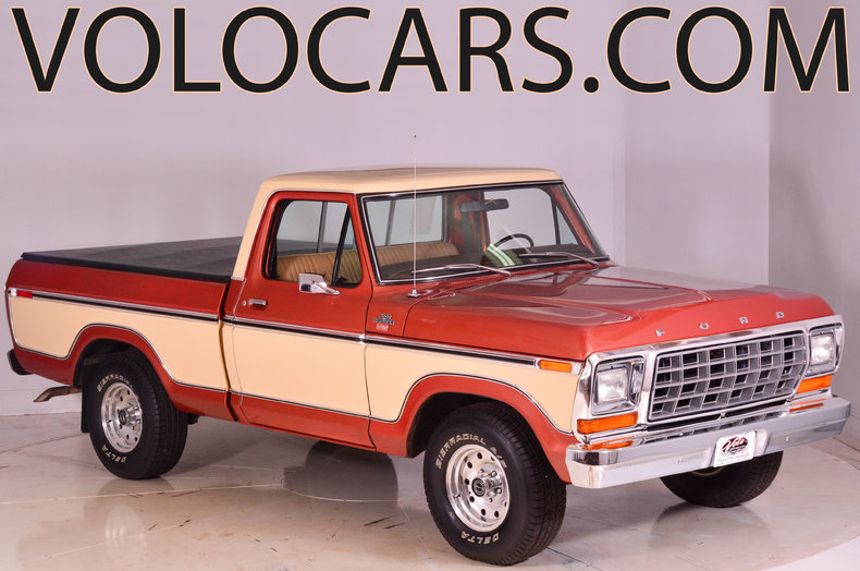 1979 Ford F100 Image 1