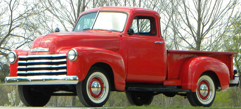 1953 Chevrolet 3100 Image 2