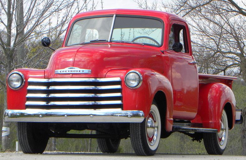 1953 Chevrolet 3100 Image 3