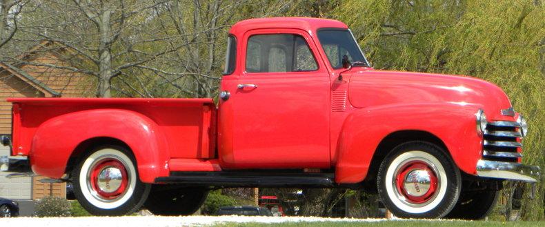 1953 Chevrolet 3100 Image 4