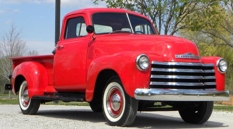 1953 Chevrolet 3100 Image 5
