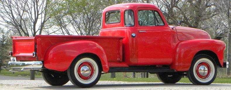 1953 Chevrolet 3100 Image 16