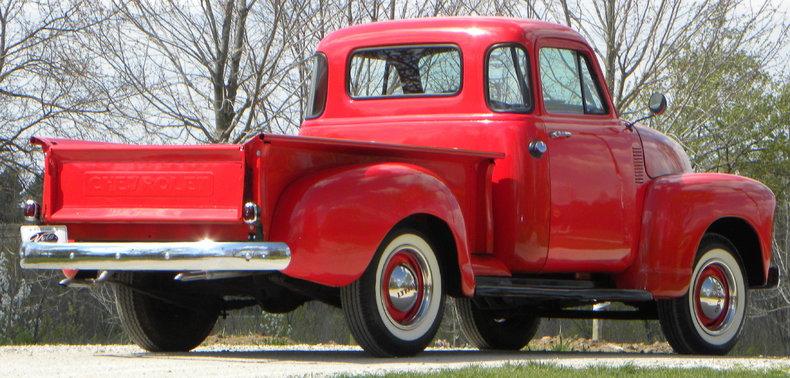 1953 Chevrolet 3100 Image 17