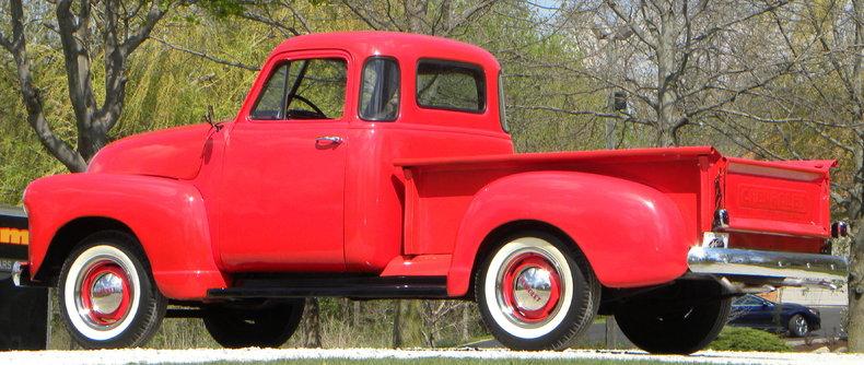 1953 Chevrolet 3100 Image 23