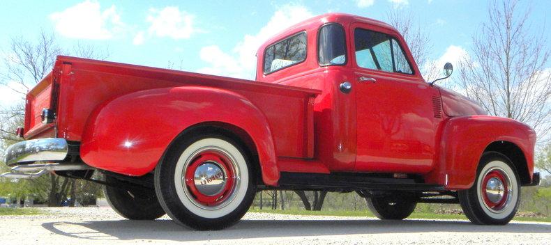 1953 Chevrolet 3100 Image 30