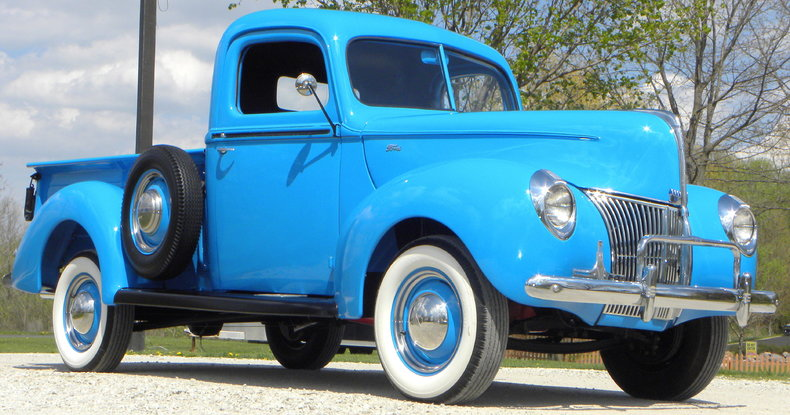 1941 Ford Deluxe Image 7