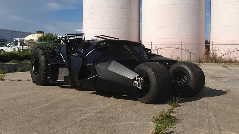 2005 Batmobile Tumbler