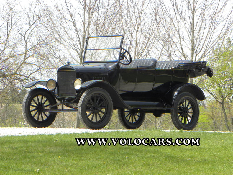 1924 Ford Model T Image 1