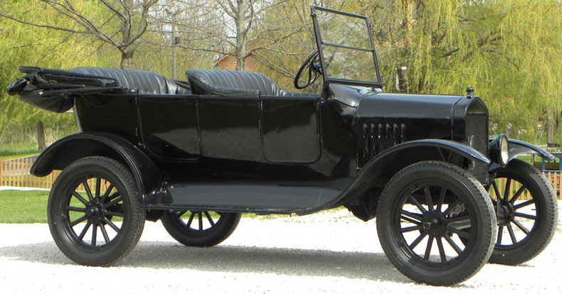 1924 Ford Model T Image 7