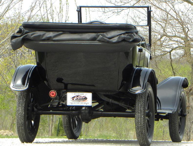 1924 Ford Model T Image 21